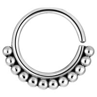 Annealed Decorative Steel Ring