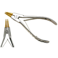 Brass Tipped Ring Opening Pliers