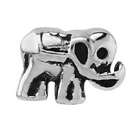 Steel Internally Threaded Elephant Attachment : 14g (M1.2)