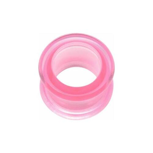 Ruby Tunnels Pink : 10mm x Pink