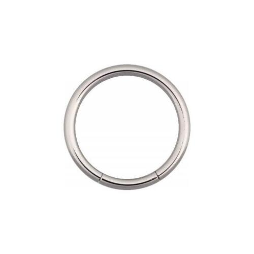 Steel Highline® Smooth Segment Ring : 1.2mm (16ga) x 12mm - Elstern Product