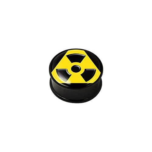 Ikon Plug - Radiation : 6mm